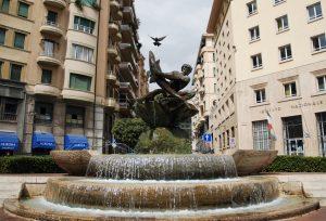 Fontana del Pesce